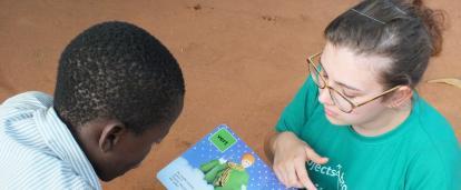 Réaliser un volontariat auprès d'Enfants au Togo